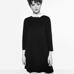 Zara dress with collar